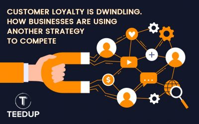 Customer Loyalty is Dwindling. How Businesses are Using Another Strategy to Compete